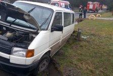 Dwie osoby ranne w wypadku w Jaksonku