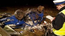 Dwie osoby nie ¿yj± - tragiczny wypadek na DK1 [AKTUALIZACJA]