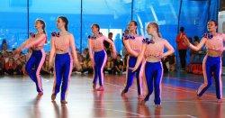 Tancerze z całej Polski rywalizowali w Moszczenicy