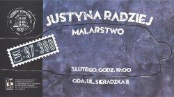 Malarstwo Justyny Radziej w galerii ODA