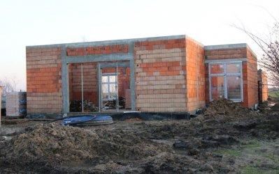 W Gąskach budują Dom Ludowy