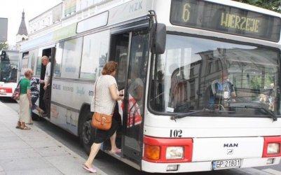 Weekendowa zmiana tras autobusów MZK w Piotrkowie