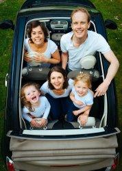 Wybieramy samochód dla 4-osobowej rodziny