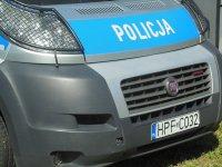 Interwencja policji w parku. Pobici 16-latkowie