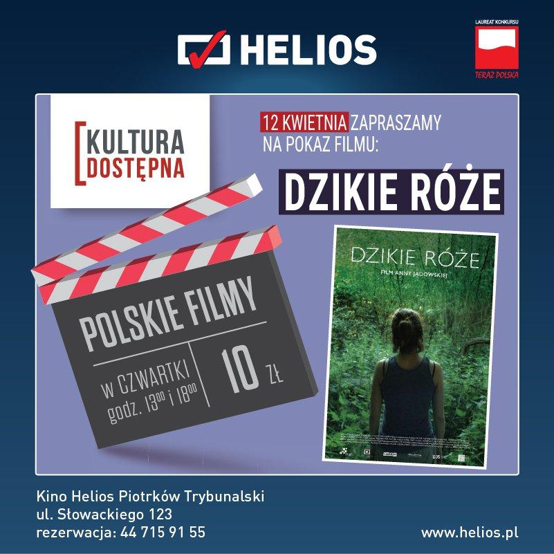Dzikie róże - Kultura Dostępna w kinie Helios