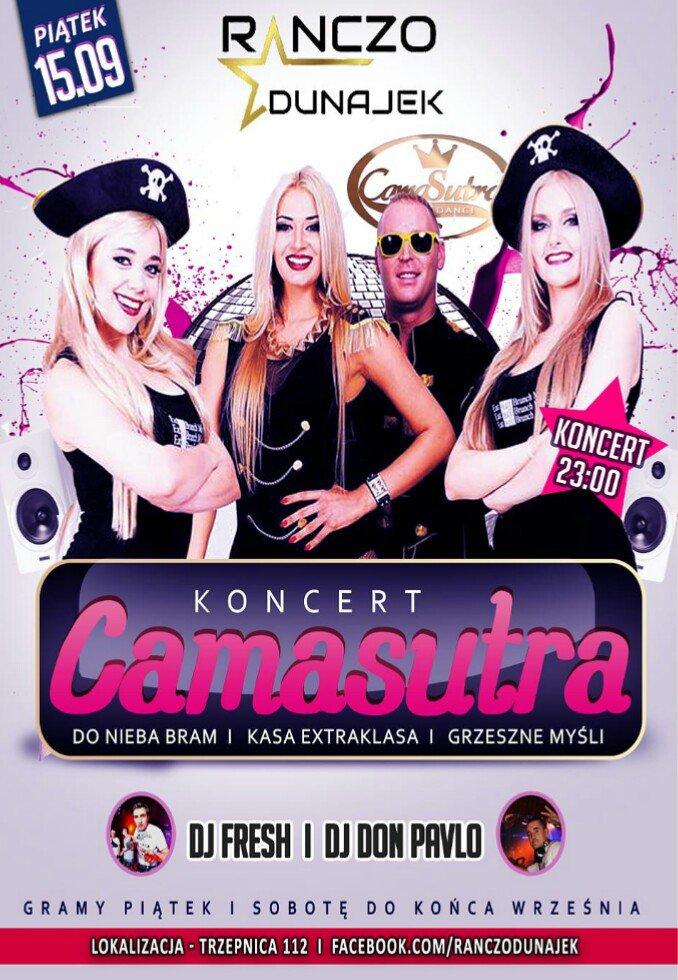 Koncert CamaSutra