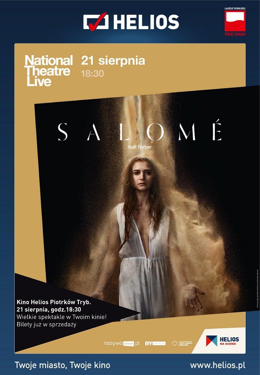 """Helios na scenie """"Salome"""""""