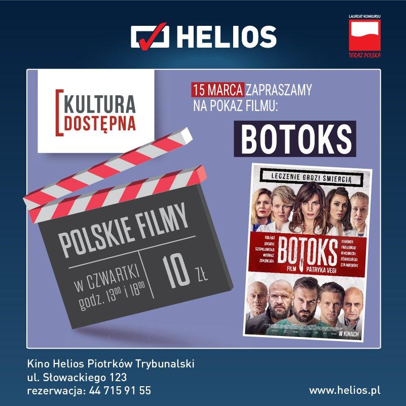 Botoks - Kultura Dostępna w kinie Helios