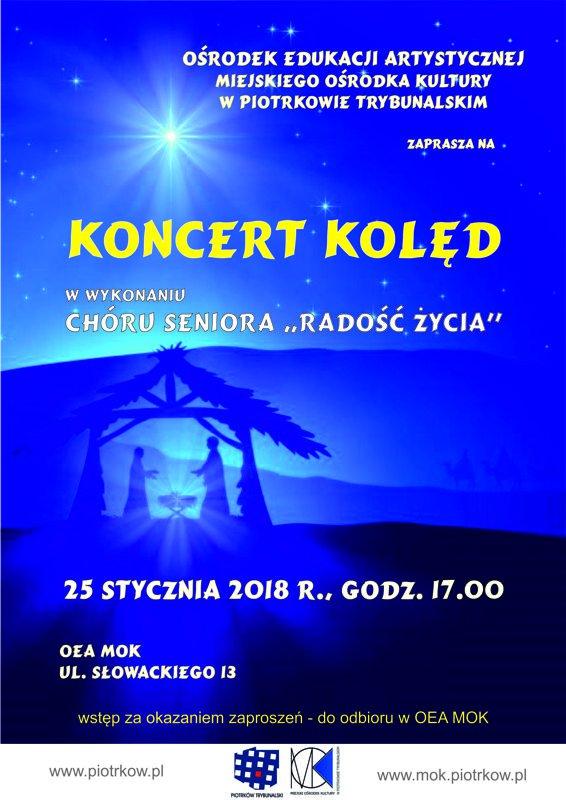 Koncert Kolêd