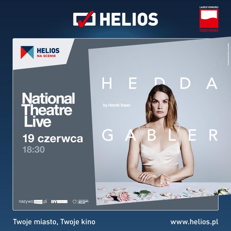 "Helios na scenie ""Hedda Gabler"""