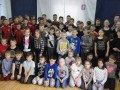 Uczniowie z Ukrainy z wizyt± w Prywatnej Szkole Podstawowej nr 1