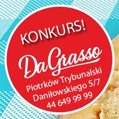 DaGrasso - konkurs