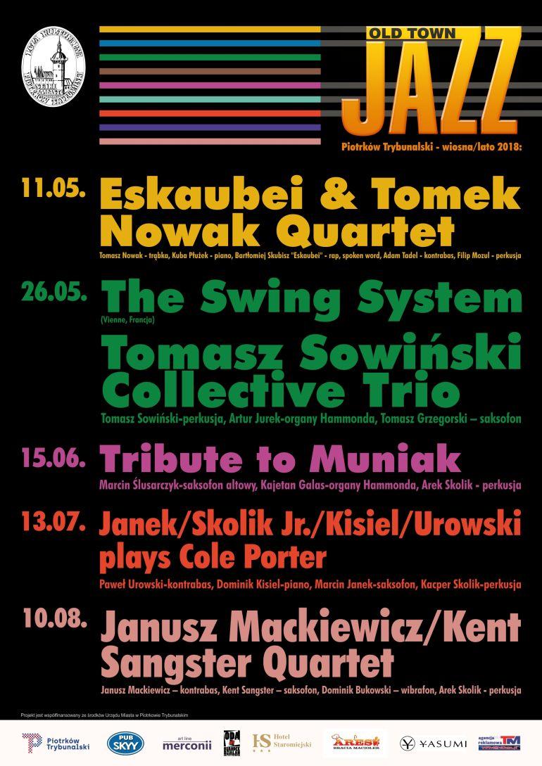 Wraca Old Town Jazz. Zagrają muzycy z Francji i Trójmiasta