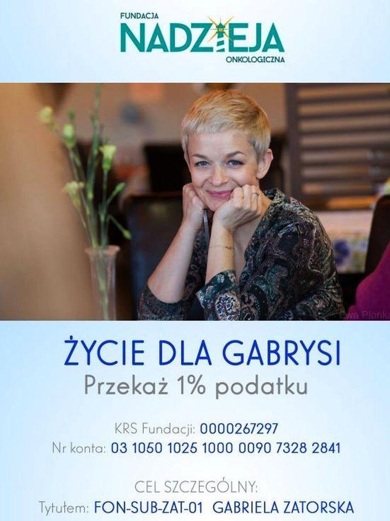 Potrzebna pomoc dla Gabrysi z Piotrkowa