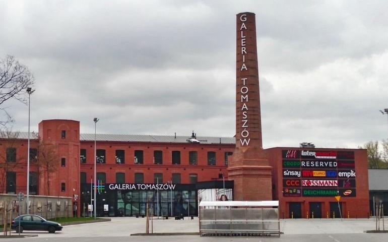 Piotrkowianki kradły w tomaszowskiej galerii