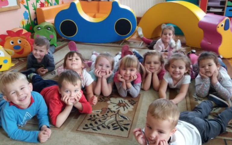 Aktywne przedszkolaki w gminie Wolbórz