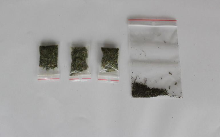 Kolejne zatrzymania za narkotyki