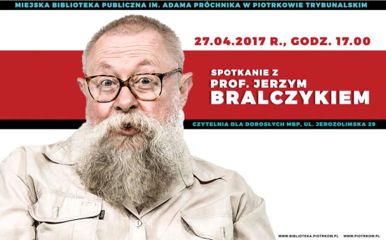 Spotkanie z profesorem Bralczykiem