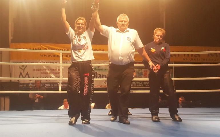 Angelika Sobala młodzieżową mistrzynią Polski