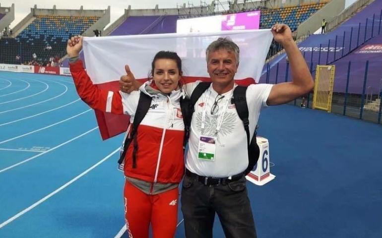 Brąz Marceliny podczas mistrzostw Europy