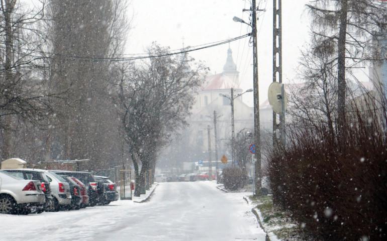 Bêdzie mro¼no i wietrznie - nadci±ga prawdziwa zima