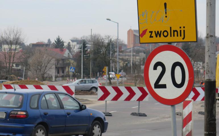 Zamkną ulicę Skłodowskiej-Curie