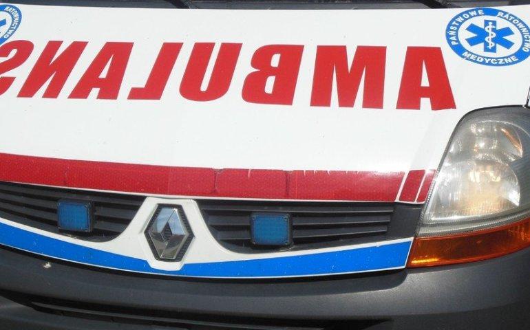 Pod Spałą zginęły dwie osoby