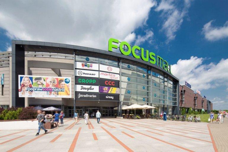 materiały: Focus Mall
