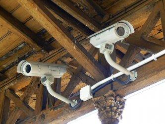 Na dworcu PKP działa system monitoringu