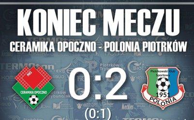 Wyjazdowa wygrana Polonii