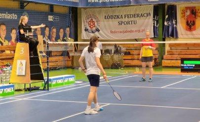 Ogólnopolska Olimpiada Młodzieży. W hali Relax rywalizują badmintoniści