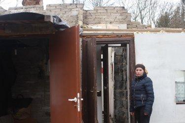 Stracili dom w pożarze. Potrzebna pomoc dla rodziny z gminy Sulejów