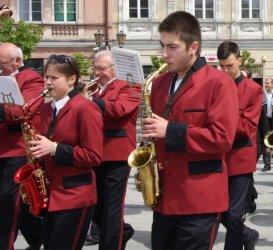 W niedzielę Parada Orkiestr Dętych