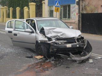 Piotrków: wypadek na ul. Wojska Polskiego