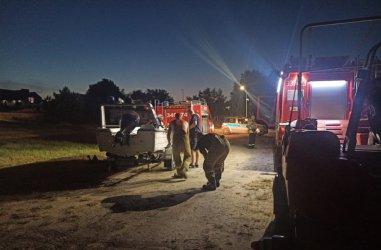 Znaleziono ciało w Zalewie Sulejowskim
