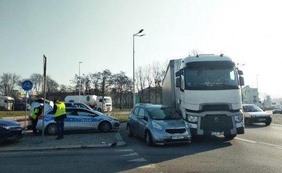 Kierowcy, uważajcie! Problemy na rondzie Sulejowskim!