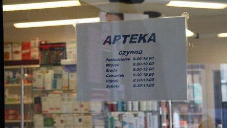 W jakich godzinach pracują apteki na terenie gminy Wola Krzysztoporska?