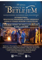 """Rozpoczyna się kolejna IV edycja """"Podróży do Betlejem"""""""