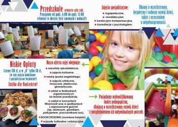 Przedszkole Stowarzyszenia Przyjaciół Szkół Katolickich - każde dziecko jest wyjątkowe