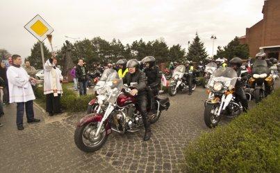 Piotrków: Motocykliści rozpoczęli sezon