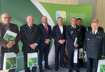 70 tysięcy złotych dla jednostek OSP w gminie Rozprza