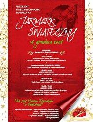 Bełchatów: Jarmark Świąteczny