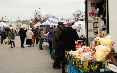Komunikat w sprawie targowisk w Piotrkowie