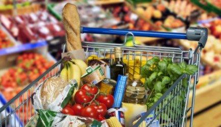 Złagodzenie zniżkowego trendu cen żywności