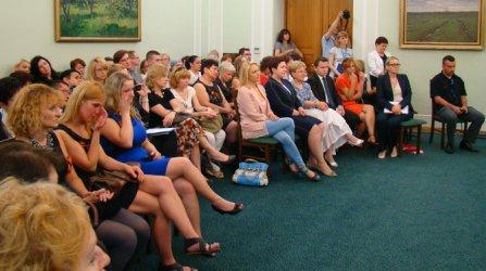 Miłość z podbitym okiem – finał konkursu w Sejmie