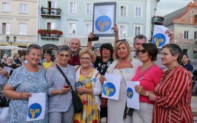 Piotrkowianie bronią TVN-u