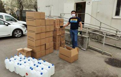 Piotrkowska noclegownia w dobie epidemii