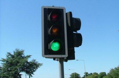 Kiedy zaczną działać sygnalizatory na drogach krajowych 12 i 91?