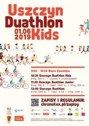 III Uszczyn Duathlon Kids już w sobotę