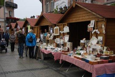 Jarmark Trybunalski na piotrkowskim Rynku